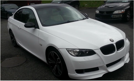 Tinted BMW From Wigan