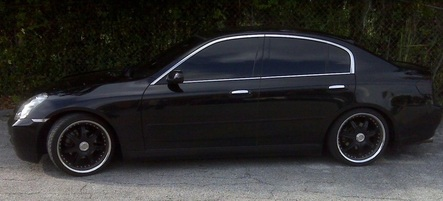Tinted Mercedes Wigan